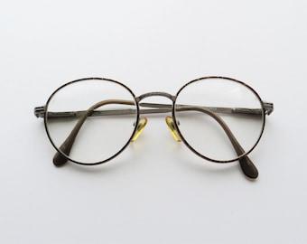Wire rim eyeglasses Etsy