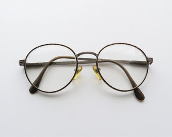 Rimless Glasses Hakim : Wire rim eyeglasses Etsy