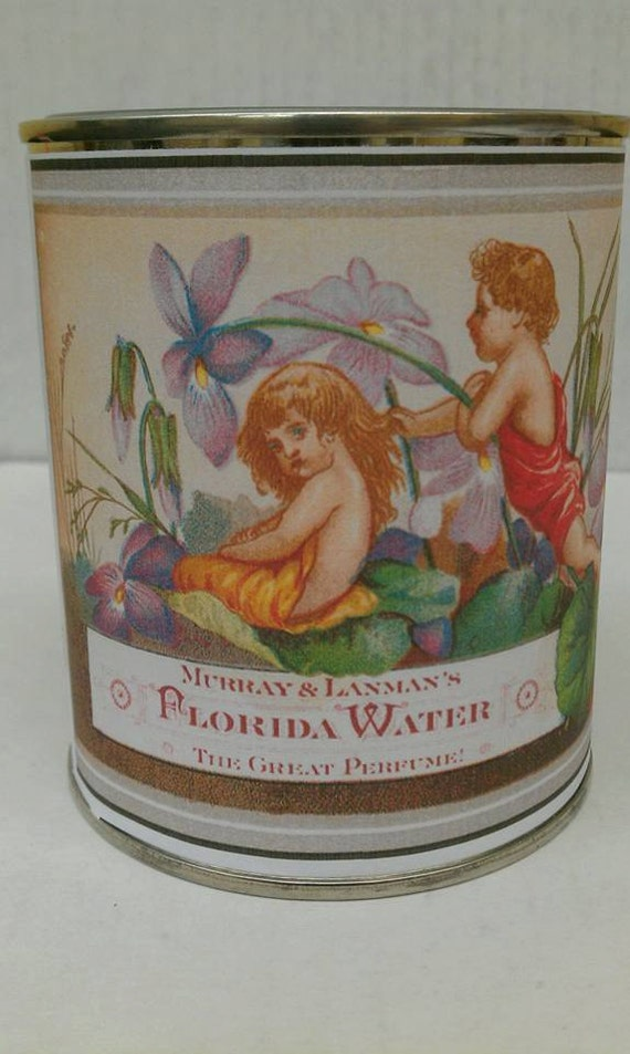FLORIDA WATER   - White Flowers, Jasmine & Lilac - Great Gift for Mom! Free Shipping in United States 16 oz