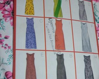Butterick 5821 Misses / Misses Petite Jumper Sewing Pattern - UNCUT - Sizes 6 8 10