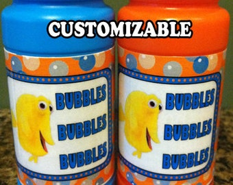 Finding Nemo Bubble Wraps- Customized Digital File