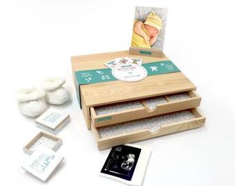 Truzees Baby Keepsake Memory Box™