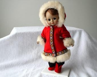 Madame Alexander Eskimo doll