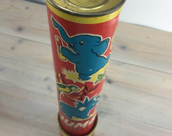 Kaleidoscope, Toy, Vintage Toy, Play, rainbow, elephant