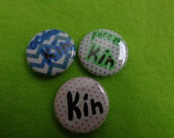 Custom Kin Pin