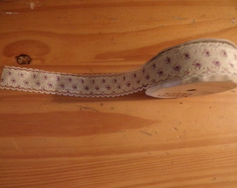 VINTAGE Craft and Floral RIBBON