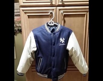 Kid's New York Yankee Jacket