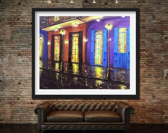 New Orleans Painting/ Contemporary New Orleans/ Contemporary Art