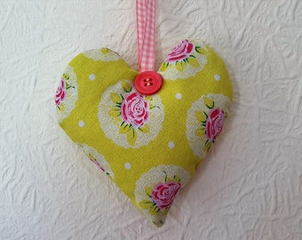 Heart  Lavender Bag.  Lavender Sachet. Insomnia Aid. UK Seller.