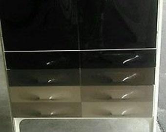 Rare Raymond loewy df2000 armoire/chest