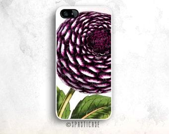 iPhone 6S Case, Vintage Floral iPhone Case, Floral iPhone 6 Case, Floral iPhone 5C Case, Floral iPhone 5S Case, Vintage Flower iPhone 6 Plus
