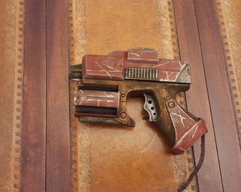 STEAMPUNK gun, Nerf Strikefire toy gun ! For cosplay