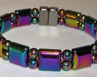 """5 Stones to choose from """"Beautifully Bold"""" Bracelets"""