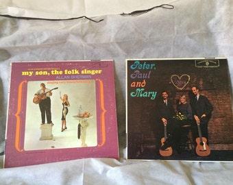 Funny folk music albums
