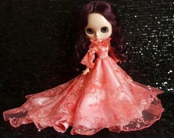 Desyshop Blythe Pink dress