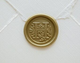 H Wax Seal