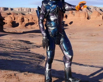 Complete Legion Cosplay from Mass Effect