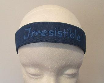 Frederic Fekkai Headband Blue Irresistible made in Italy
