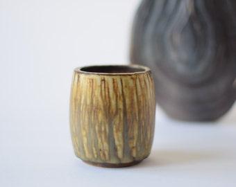 Gunnar Nylund for Rörstrand - RUBUS - small vase - Scandinavian mid century pottery