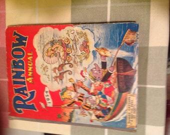 Rainbow Annual 1954
