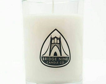 Portland Mist Round Tumbler Soy Candle