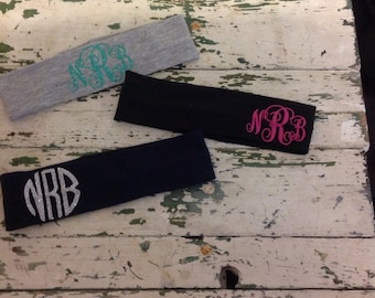 Personalized head bands