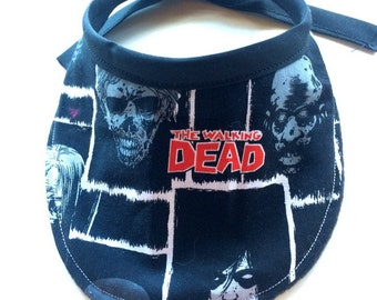 The Walking Dead Zombie Baby Bib
