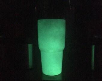 Glow in the Dark Yeti Tumbler