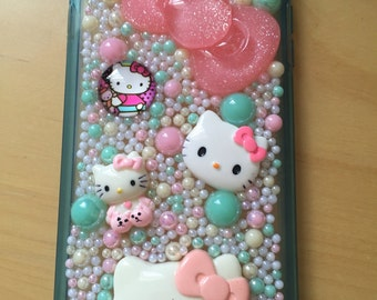 iPhone 6 plus hello kitty bling phone case