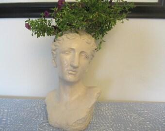 Venus Bust planter