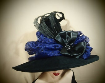 """Witch Hat """"Starry Night"""""""