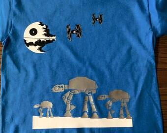 AT-AT Walker Shirt