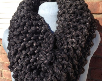 Oversized Cowl Scarf (in Chain Link)