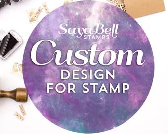 Custom Design for Rubber Stamps