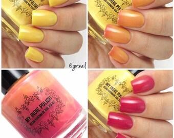 Solar nail polish - Mai Tai 15ml Vegan