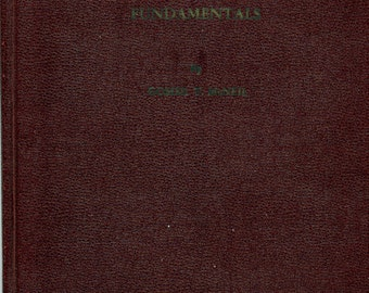 "1949 First Edition Of ""ABC's Of Photogrammetry, Part 1, Fundamentals"