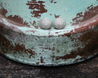 Silver Chain Post Earrings!
