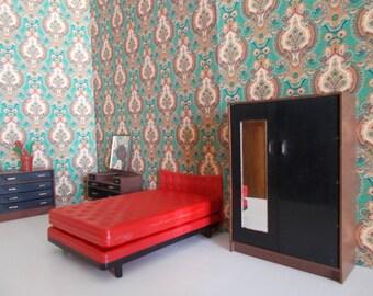 1960s Bedroom Furniture 1960s bedroom | etsy
