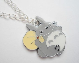 totoro charm necklace cosplay