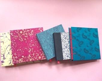 Mystery handmade sketchbooks!
