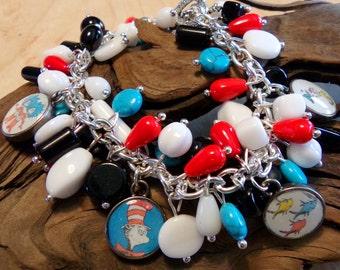 Dr. Seuss Bracelet