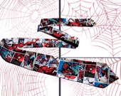 Spider-Man Comic Panel Necktie