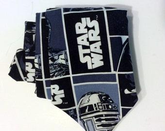 Star Wars squares necktie