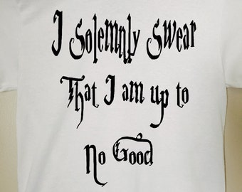 solemnly swear harry potter tee shirt - harry potter t-shirt