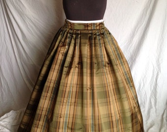 Victorian Ladies Skirt--Ready to Ship
