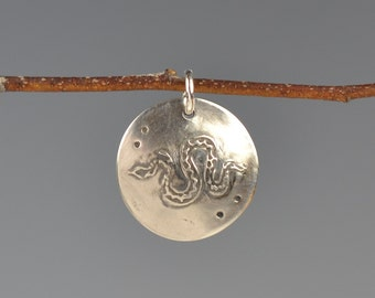 Rattlesnake Totem-talisman-amulet-charm-snake