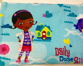 Face mask Doc McStuffins