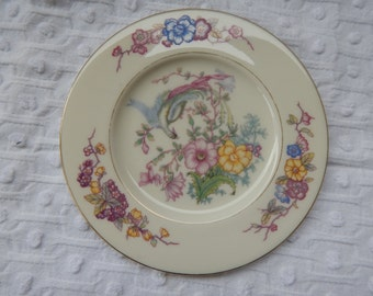 Castelton China Venetian 6 inch Plate