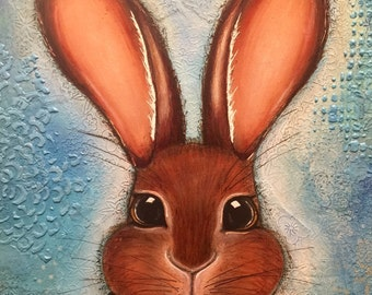 Bunny - Original Art