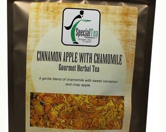 Cinnamon Apple with Chamomile, Herbal Tea, 20 Tea Bags